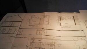 Doorsnede bestaande constructie